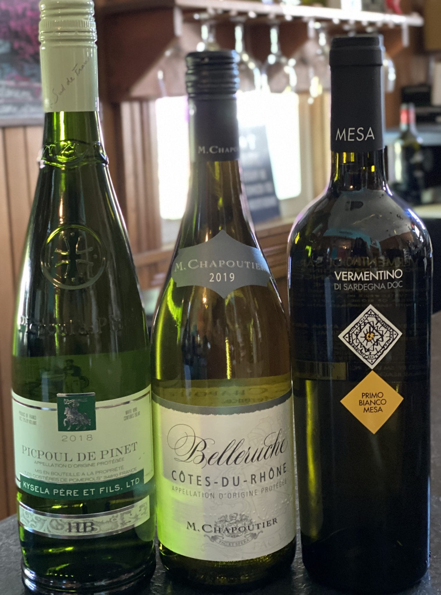 White Wine Explorer Tasting Trio