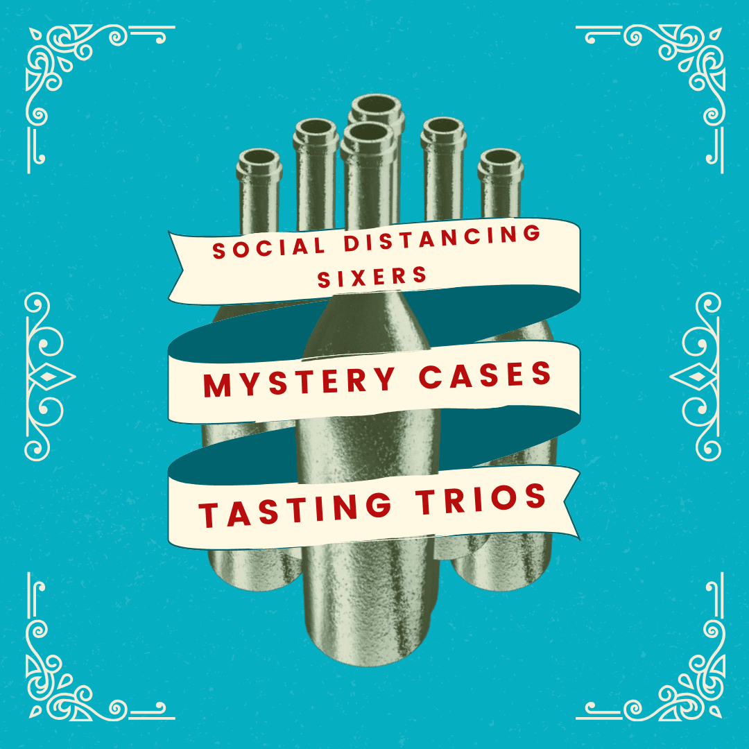 Wine Sixers, Mystery Cases & Tasting Trios
