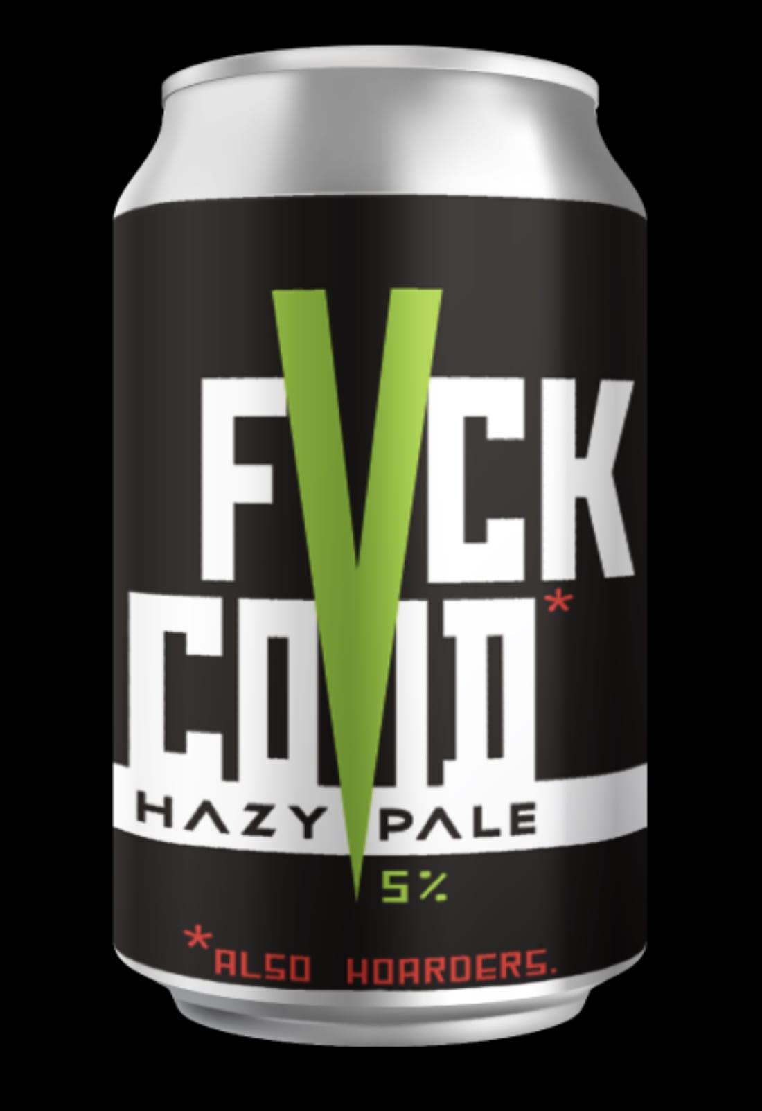 Ale Asylum Fvck Covid 2.0 Hazy Pale Ale 6-pack