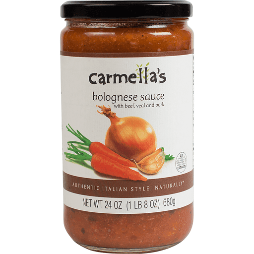 Carmella's Bolognese Sauce