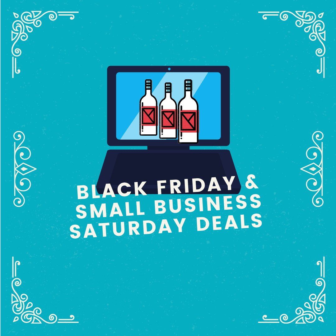 Black Friday & Small Business Saturday SALE