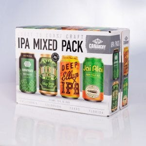CANarchy IPA Mixed 12-pack
