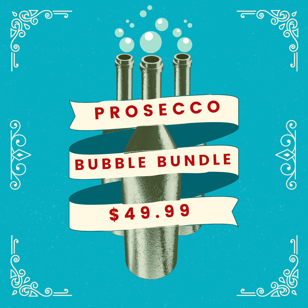 Prosecco Bubble Bundle