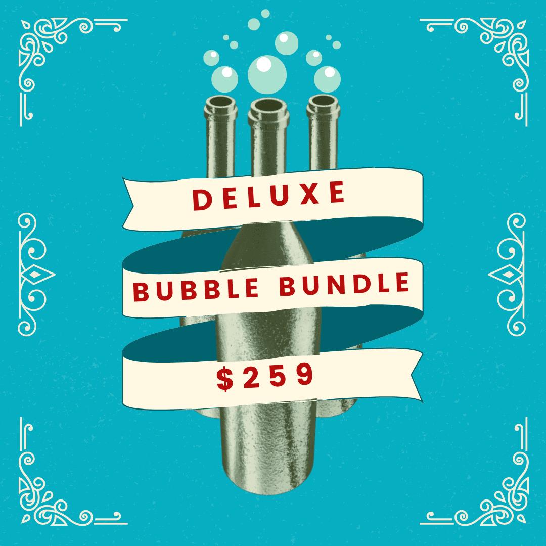 Deluxe Bubble Bundle