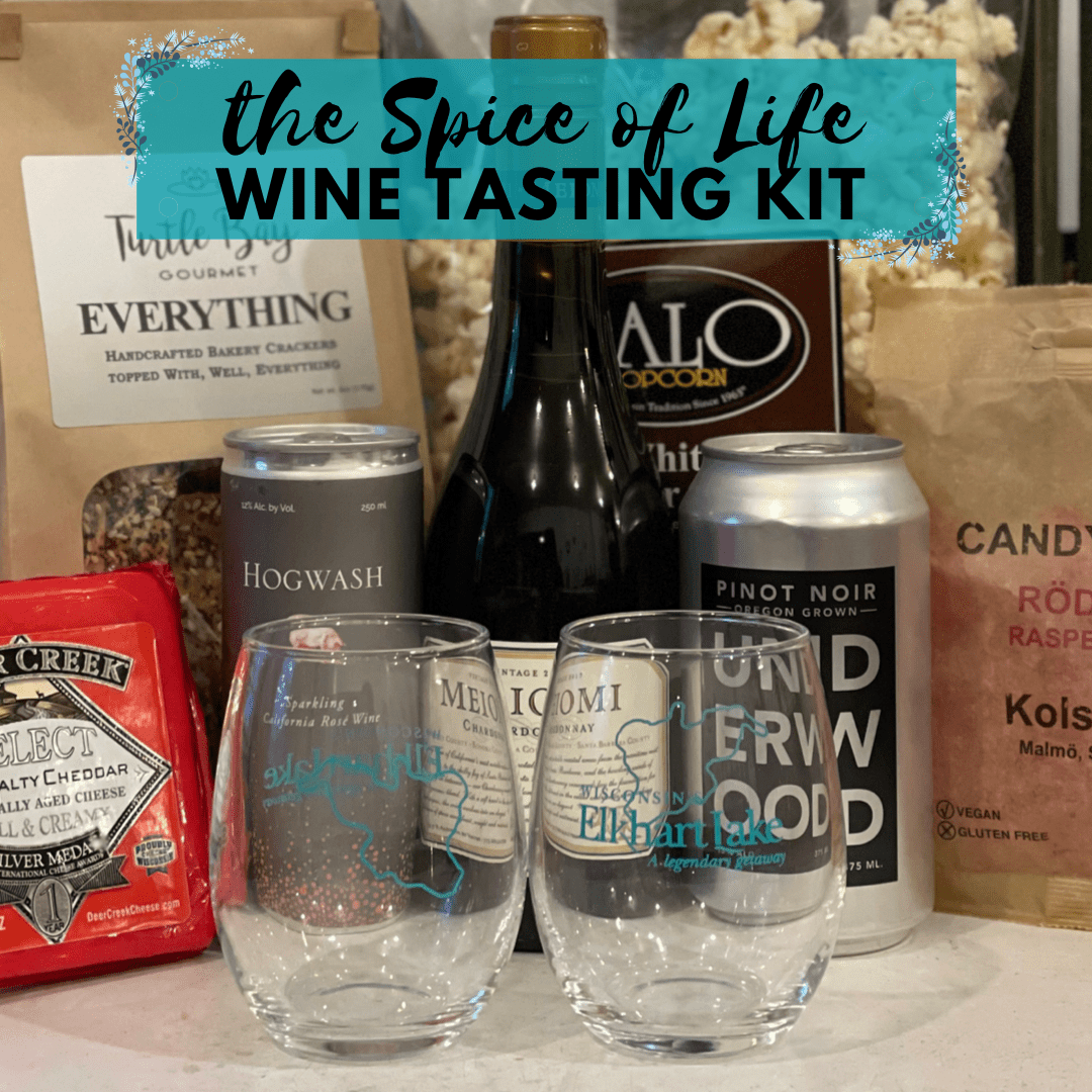 Spice of Life - Wine Tasting Kit