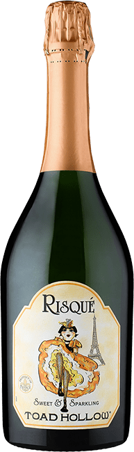 """Toad Hollow """"Risqué"""" Sweet & Sparkling Wine"""