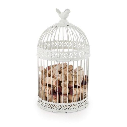Birdcage Cork Cage