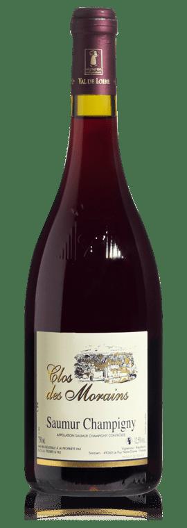 Clos des Morains Saumur Champigny Cabernet Franc